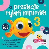 Bajki i piosenki, Różni Wykonawcy - Mini Mini Przeboje Rybki Vol. 3