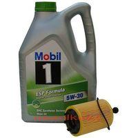 Oleje silnikowe, Filtr + olej Mobil 1 ESP Formula 5W30 Dodge Avenger 2,0TD