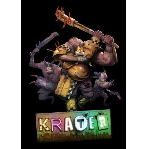 Gry PC, Krater (PC)