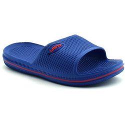 Klapki dziecięce basenowe Lano Niebieskie - Niebieski