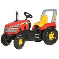 Traktory dla dzieci, Rolly Toys Traktor X-Trac na Pedały