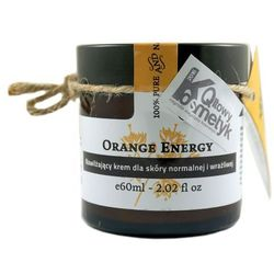 Nawilżający krem do skóry normalnej 60ml Orange energy Make me BIO