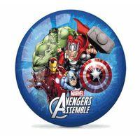 Piłki dla dzieci, Piłka gumowa 14 cm Avengers Assemble Mondo + zakładka do książki GRATIS