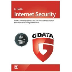 G Data INTERNET SECURITY 1PC 1 rok