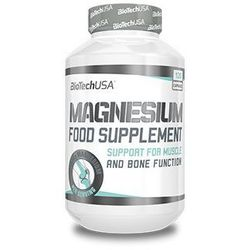 Minerały BioTechUSA Magnesium 120 tab Najlepszy produkt Najlepszy produkt tylko u nas!