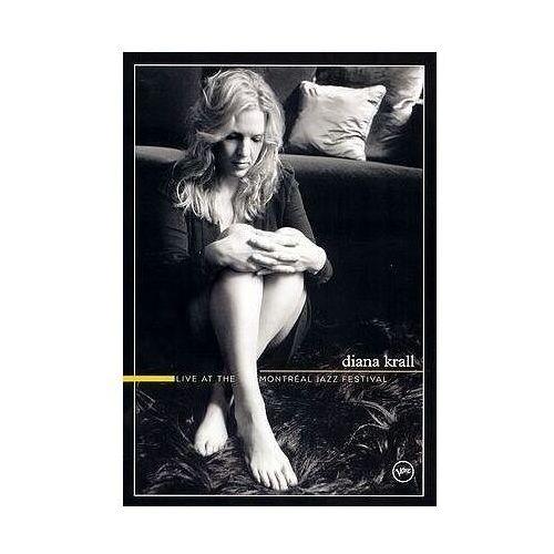Pozostała muzyka rozrywkowa, LIVE AT THE MONTREAL - Diana Krall (Płyta DVD)