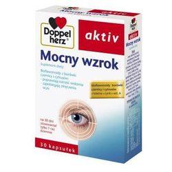 Doppelherz Aktive Mocny wzrok 30 kaps.