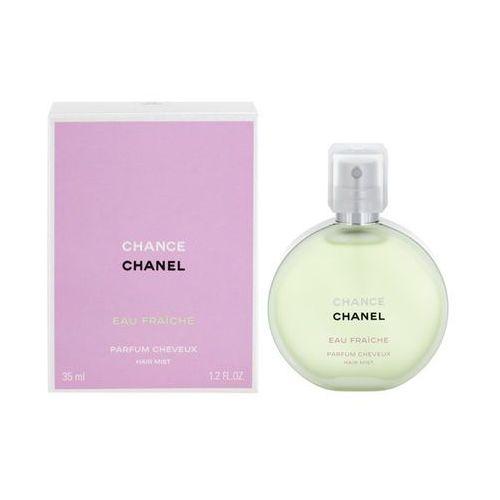 Perfumy damskie, Chanel Chance Eau Fraiche Perfumy do włosów - hair mist 35ml