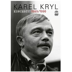 Karel Kryl - Koncerty 1989/1990 DVD Kryl Karel