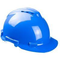 Ochronne nakrycia głowy, Hełm ochronny wentylowany SH-200 Sampreys w kolorze niebieskim