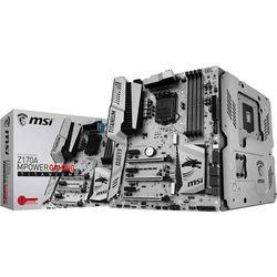 Płyta główna MSI Z270 Mpower Gaming Titanium, Z270, SATA3, DDR4, USB3.1, ATX (7A57-002R) Darmowy odbiór w 21 miastach!