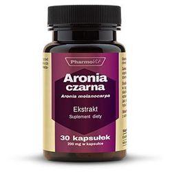 Pharmovit Aronia czarna ekstrakt 200 mg - 30 kapsułek