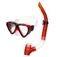 Maski, płetwy i fajki, Zestaw do nurkowania SPOKEY Quarius 84097 (maska+fajka)
