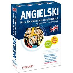 Angielski. Kurs dla wiecznie początkujących. Aby lepiej mówić i więcej rozumieć. (podręcznik + 8 CD -ROM). (opr. miękka)