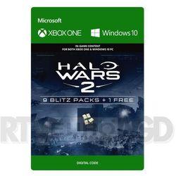 Halo Wars 2 - 10 Pakietów Najazdu [kod aktywacyjny]