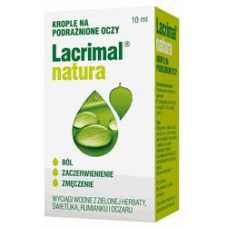 LACRIMAL natura krople 10 ml