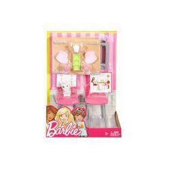 Barbie Mebelki i akcesoria. Jadalnia