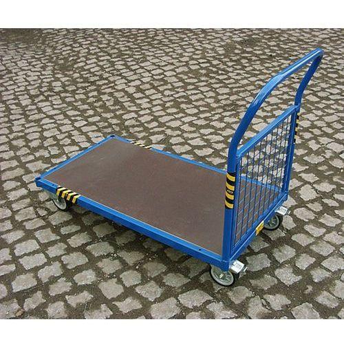 Wózki i stoły narzędziowe, Wózek platformowy magazynowy