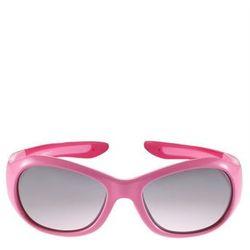 Okulary przeciwsłoneczne Reima Bayou 2-4 lata UV400 różowe - różowy ||4140