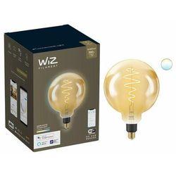 WIZ Żarówka szklana G200 E27 Światło białe regulowane bursztynowa