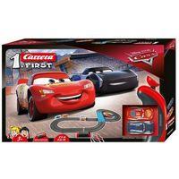 Tory wyścigowe dla dzieci, FIRST Disney Cars 3 - 2,9m - DARMOWA DOSTAWA OD 199 ZŁ!!! - BEZPŁATNY ODBIÓR: WROCŁAW!