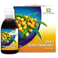Preparaty ziołowe, Olej Rokitnikowy do użytku wewn. 100 ml