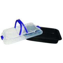 Brytfanna ILAG z pokrywą plastikową (śr. 260)