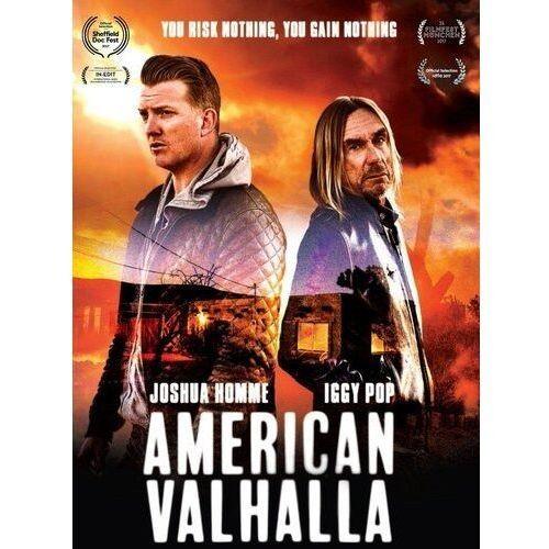 Pozostała muzyka rozrywkowa, AMERICAN VALHALLA - Joshua Homme Iggy Pop (Płyta DVD)