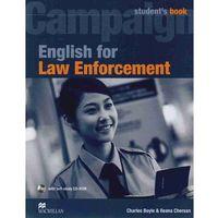 Książki do nauki języka, Campaign English for Law Enforcement Student's Book (podręcznik) (opr. miękka)