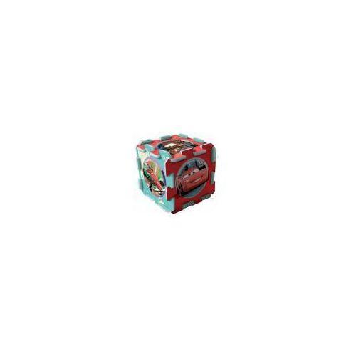 Puzzle, Puzzle piankowe Disney Auta Cars 5O31G7 Oferta ważna tylko do 2019-12-13