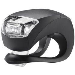 Knog Beetle Lampka rowerowa przednia białe LED czarny Lampki na baterie przednie Przy złożeniu zamówienia do godziny 16 ( od Pon. do Pt., wszystkie metody płatności z wyjątkiem przelewu bankowego), wysyłka odbędzie się tego samego dnia.