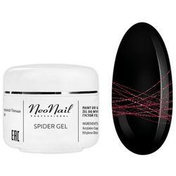 NEONAIL SPIDER GEL RED 5ML