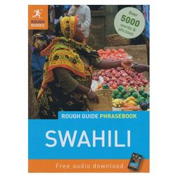 Suahili rozmówki Rough Guide Swahili Phrasebook