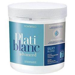 Montibello Platiblanc Advanced Silky Blond Level 7, rozjaśniacz w proszku bez amoniaku 500g