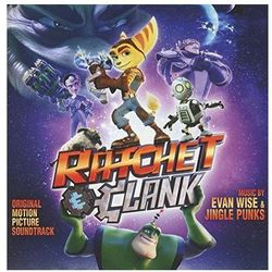 Ratchet and Clank Original Soundtrack (CD) - Various