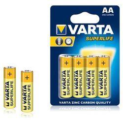 Baterie VARTA Superlife AA R06 (4 szt)