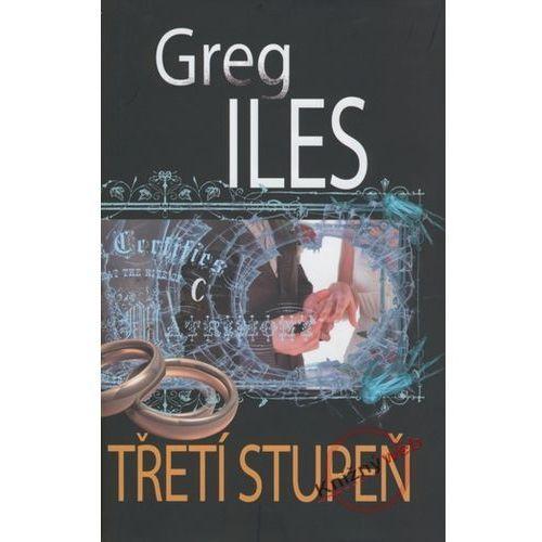 Pozostałe książki, Třetí stupeň Greg Iles
