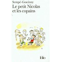 Książki dla dzieci, Le petit Nicolas et les copains (opr. miękka)