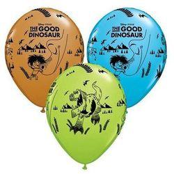 Balony urodzinowe Dobry Dinozaur - 30 cm - 5 szt