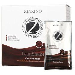 LeanShake Chocolate (whey) - box with 16 sachets (30 g)