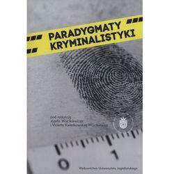 Paradygmaty kryminalistyki - Józef Wójcikiewicz (opr. miękka)