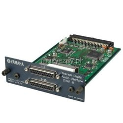 Yamaha MY 16 TD karta 16-kanałowa karta rozszerzeń TDIF do konsolety DM2000 Płacąc przelewem przesyłka gratis!