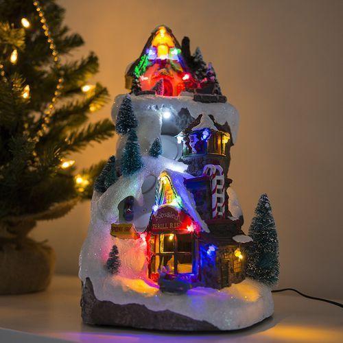 Ozdoby świąteczne, Szopka bozonarodzeniowa Piste LED