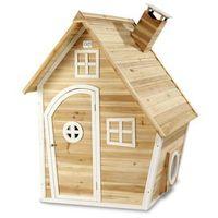 Domki i namioty dla dzieci, Domek cedrowy dla dzieci EXIT FANTASIA 100 /naturalny/