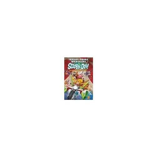 Bajki, Scooby-Doo: Wielka draka wilkołaka (DVD) - Ben Jones OD 24,99zł DARMOWA DOSTAWA KIOSK RUCHU