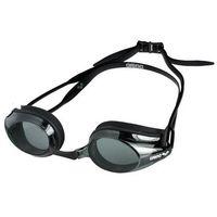 Okularki pływackie, arena Tracks Okulary pływackie czarny Okulary do pływania
