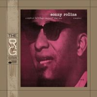 Pozostała muzyka rozrywkowa, A NIGHT AT THE VILLAGE VANGUARD (RUDY VAN GELDER) - Sonny Rollins (Płyta CD)