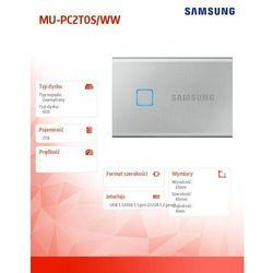 Dysk SAMSUNG T7 Touch 2TB SSD