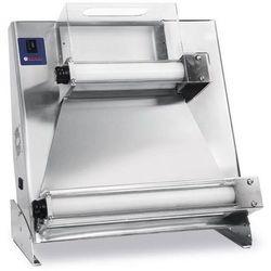 Wałkownica elektryczna do pizzy   0,22-1kg   370W   635x410x(H)680mm
