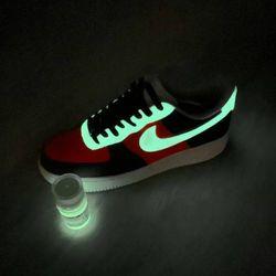 Fluorescencyjna farba tarrago z efektem świecenia do butów 25 ml